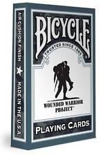 Wounded Progetto Di Guerriero WWP Mazzo di Bicicletta Carte Da Gioco Ottimi per
