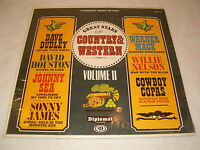 """Great Stars of Country & Western"" 1970's LP, SEALED/ MINT!, Various Artists"