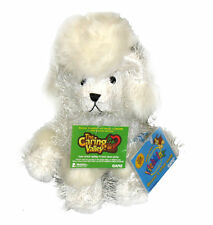 WEBKINZ BY  GANZ NEW  WITH TAG WHITE POODLE BY GANZ