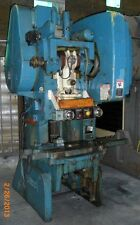 """1975 BLISS C45 BACK GEARED TYPE OBI PUNCH PRESS, 4"""" STROKE, VARIABLE SPEED"""