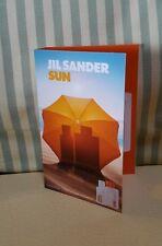 JIL Sander Sun Men-Eau de Toilette - 1,2 ML sample NEW