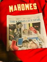Kansas City Star Newspaper Super Bowl LIV Champions KC Chiefs SPECIAL EDITION