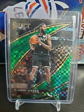 2019/20 Panini Select DeAndre Jordan Courtside Green Prizm /5 Brooklyn Nets
