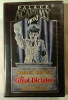 The Great Dictator BETA 1940 Comedy Charles Chaplin Palace Academy Video BETAMAX