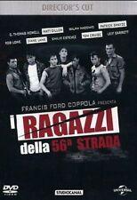 Dvd I RAGAZZI DELLA 56a STRADA (1983 Francis Ford Coppola) ....NUOVO