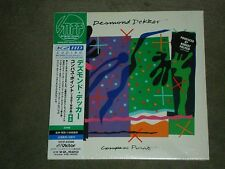Desmond Dekker  Compass Point Japan Mini LP sealed