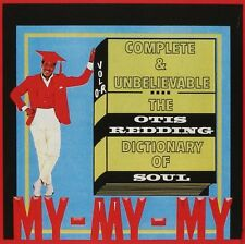*NEW* CD Album Otis Redding - Dictionary of Soul (Mini LP Style Card Case)
