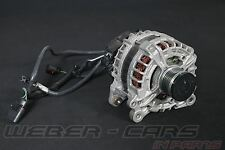 VW Golf 7 Polo 5 Caddy 1.0L 1.6 SRE Lichtmaschine 04C903023C Drehstrom Generator