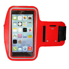 """New Sports Running Jogging Gym Armband Case for 4.7"""" iPhone 6 6S Red"""