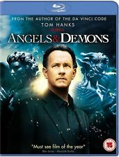 Angels And Demons (Blu-ray, 2009) FREE SHIPPING