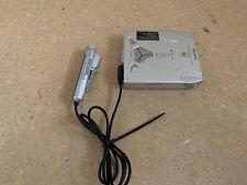 Sony Md Walkman Portable MiniDisc Player Mz-E33 - Untested- Powers On - Read