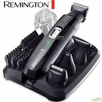 Remington Mens Cordless Electric Multi Groomer Clipper Shaver Trimmer Set PG6130