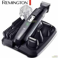 Remington Herren Kabellos Elektrisch Multi Groomer Knipser Rasierer Trimmer Set