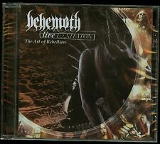 Behemoth Live ΕΣΧΗΑΤΟΝ The Art Of Rebellion CD new Metal Mind Productions Poland