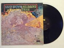 SAVOY BROWN Hellbound Train gatefold 1972 orig. vinyl LP NM psych blues