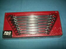 New Snap On 38 To 34 12 Point Box Flank Drive Plus Wrench Set Soex707ce