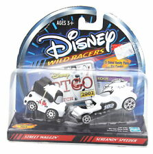 Disney Wild Racers Street Waggin and Screamin Speeder Die-Cast Cars, 1:64 Scale