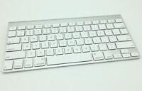 Apple A1314 Bluetooth Wireless Silver Slim Mini Keyboard laptop iMac USA