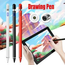 For Iphone iPad Tablet Capacitive Active Screen Stylus Pen Drawing Pen