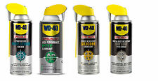 WD40 Specialist Lubrication Pack Silicone, Lithium grease, Wet and dry PTFE