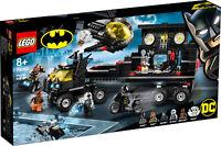 76160 LEGO DC Super Heroes Mobile Bat Base Batman Set 743 Pieces Age 8+