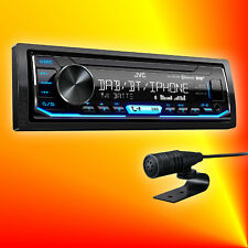 JVC KD-X451DBT DAB+ Autoradio Bluetooth Freisprechfunktion Streaming Vario Color