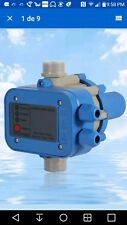 sistema automatico para presión en la línea de agua