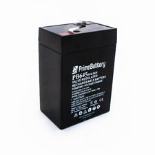 6V 4.5AH Emergency Exit Light Battery: Dual-light Emergilite Lithonia SureLite
