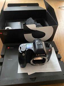 Leica S Typ 007 / S007 Kamera, Mittelformat, Digitalkamera, sehr guter Zustand