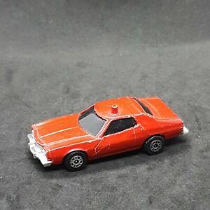 Ford Gran Torino Fire Chief CORGI Juniors Die-Cast Vintage Vehicle 1981 Mettoy