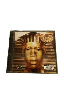 Nas I Am CD