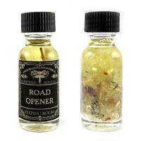 Road Opener Oil Hoodoo Occult Clearing Overcome Obstacles Magick Witch Buy2Get1