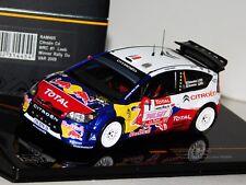 CITROEN C4 WRC #1 LOEB WINNER RALLY DU VAR 2009 IXO RAM405 1:43