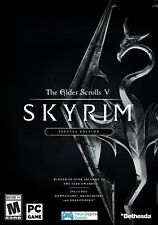 The Elder Scrolls V 5 : Skyrim - Special Edition PC [NEW GLOBAL STEAM KEY]