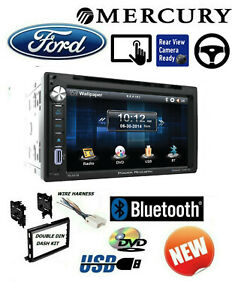 Bluetooth touchscreen DVD CD CAR RADIO STEREO USB 05-16 Ford F 150/250/350