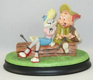 Goebel Looney Tunes ELMER FUDD / RABBIT SEASONING-ISN'T SHE WOVEWE NO Box w/COA