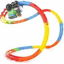 Little Tikes Tumble Train Light & Sound with Curvy Track