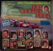 WIM THOELKE PRÄSENTIERT : DER GROSSE PREIS FORMULE 1 COVER GERMAN PRESS LP
