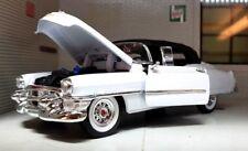 G LGB 1:24 Scale 1953 Cadillac Eldorado 22414 V Detailed Diecast Model Car White
