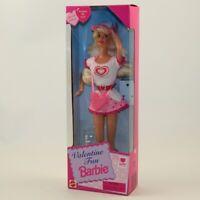 Mattel - Barbie Doll - 1996 Special Edition Valentine Fun *NON-MINT BOX*