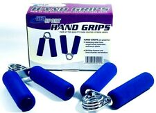 Geo Sport Fitness Hand Grips, Blue, 2 Pack