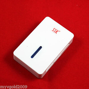 SSK USB 2.0 ALL in 1 SD/MS/XD/CF/M2 Memory Card Reader, All in One Reader