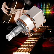 A500K Electric Guitar Ohm Control Pot Push Pull Ascend Bass Control Switch Pot