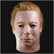 Michael Myers Halloween 2 CAPTAIN KIRK Mask STAR TREK 1975 Officially Licensed