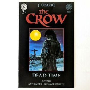 THE CROW: DEAD TIME #3 Kitchen Sink Press (1996) J.O'Barr