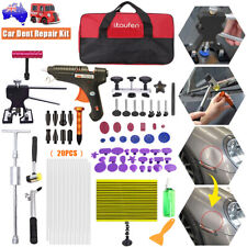 85x PDR Tools Car Paintless Dent Puller Lifter Removal Kit Glue Gun Slide Hammer