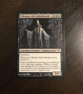 Mikaeus, the Unhallowed x1 Mythic Rare Dark Ascension mtg Magic NM