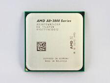 AMD A8-3870K AD3870WNZ43GX 3GHz Quad-Core Socket FM1 Processore CPU