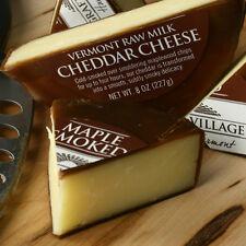 Grafton Village Maple Smoked Cheddar (8 ounce)
