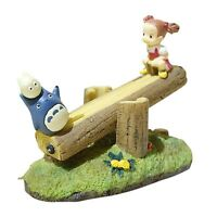 Studio Ghibli My Neighbor Totoro And Mei On see Saw Figure NEW IN STOCK